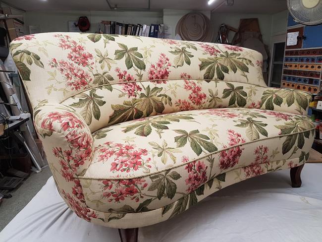 Couch Neubezug Balzer Raumausstattung