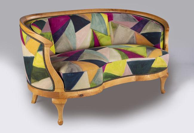 Polsterer Couch Bezug Balzer Bild3